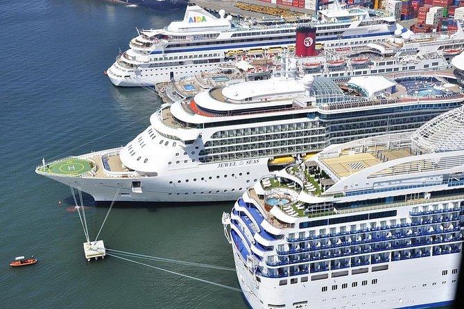 Private Transfers Cartagena Airport - Cruise Ship Pier - Airport