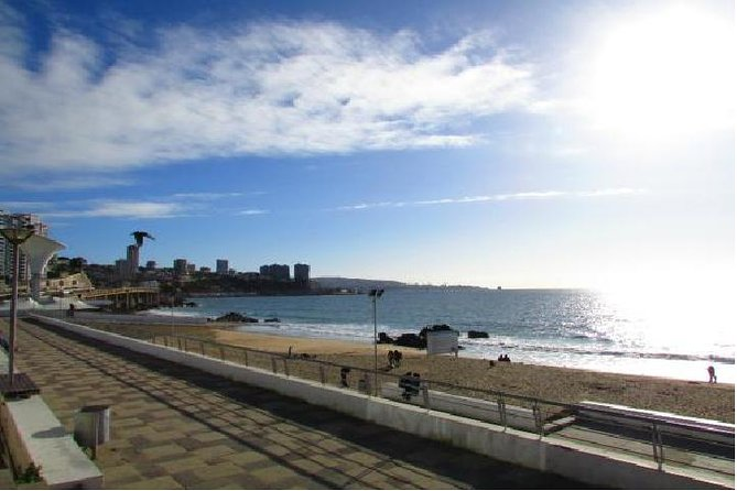 "Tour ""Walking through the City Garden, Viña del Mar"""