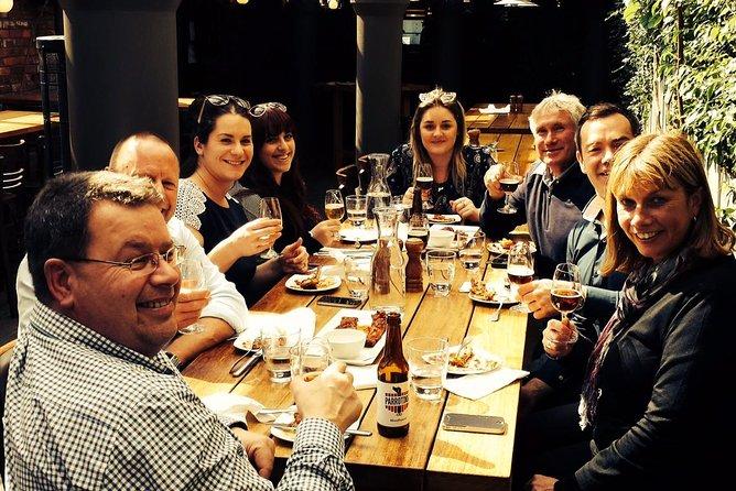Wellington Craft Beer Tour including Tastings and Gourmet Food Platters