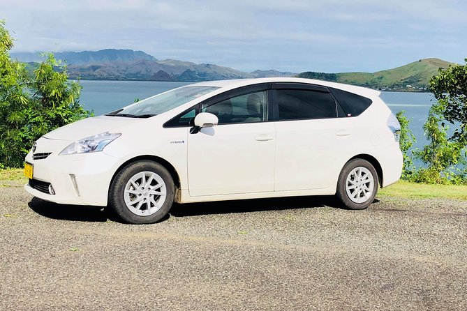 Private Arrival Transfer - Nadi Airport to Naviti Resort