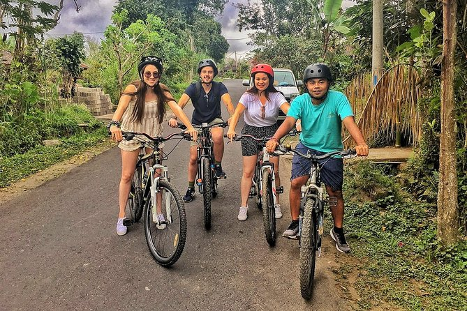Bali Cultural And Educational Downhill Cycling Tour