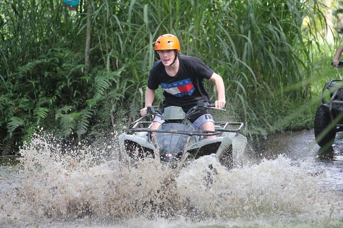 Ubud Jungle Quad Bike Adventure
