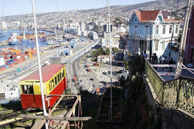 San Antonio Port Cruise Tour to Valparaiso & Casablanca Valley from San Antonio