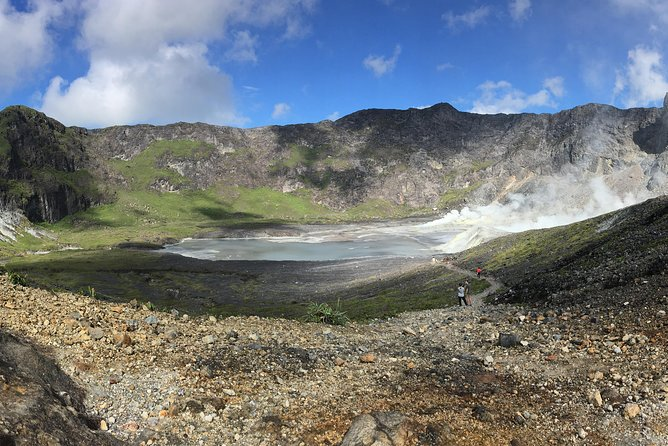 Hike Mt Kaba and explore the craters