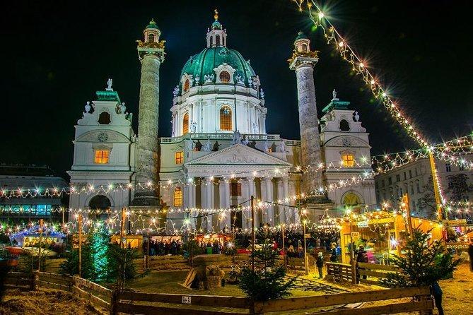 Vienna Christmas Market Crawl