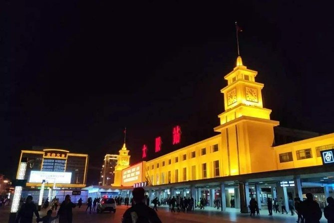 Taiyuan Railway Station Private Transfer to City Hotels