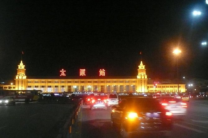 Taiyuan Railway Station Private Transfer to City Hotels photo 2