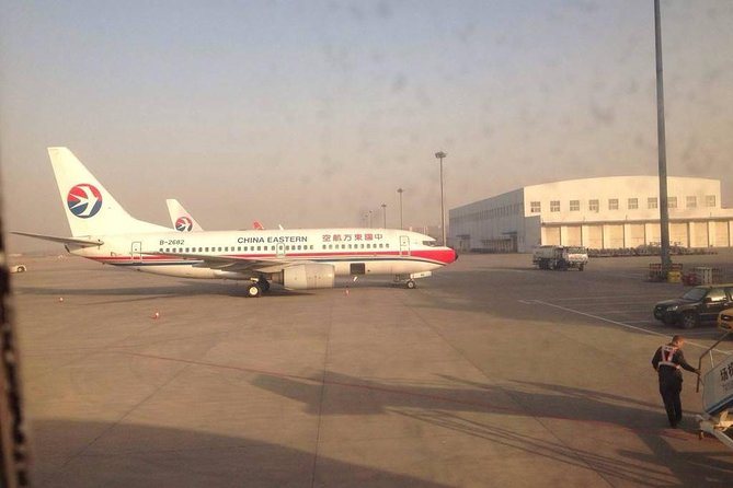 Private Taiyuan Wusu or Xiaocheng Airport Arrival Transfer to City Hotels