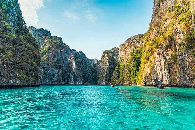 Sea Breeze Calm You On Phi Phi Islands Tour From Krabi