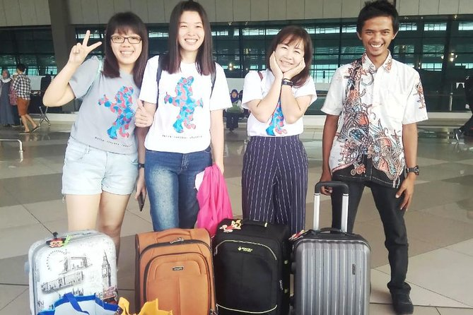 Easy & Simple Transfer Airport Jakarta
