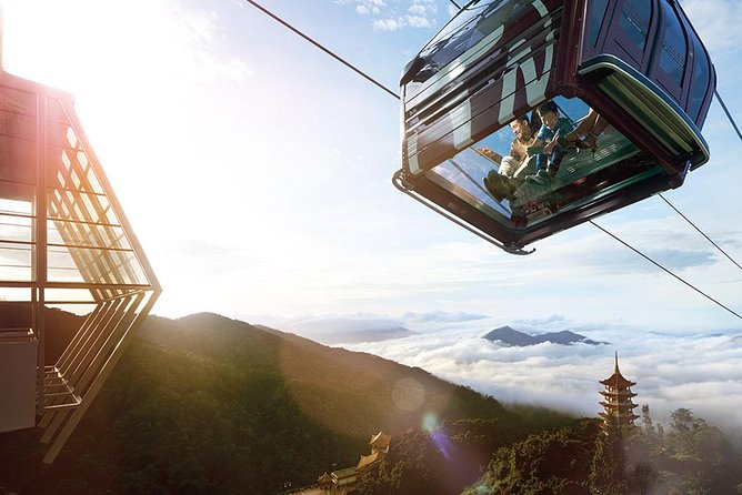Awana SkyWay Gondola Cable Car in Genting Highlands