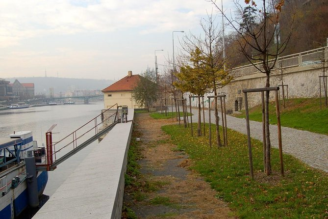Landmarks along Prague's Immemorial Water Tunnel Walking Audio Tour by VoiceMap