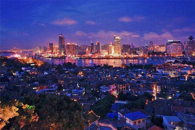 A Night Tour to Xiamen Gulang Island