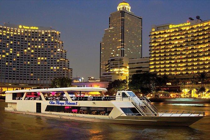 Chao Phraya Dinner Cruise in Bangkok