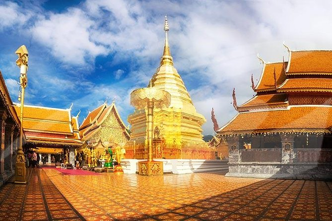 Chiang Mai City and Temples Half-Day Tour photo 7