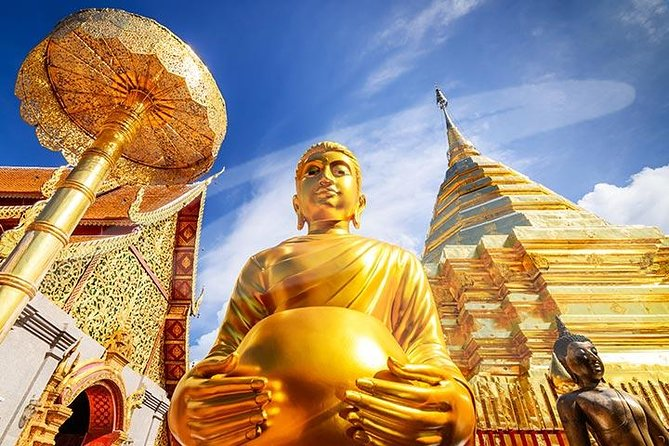 Chiang Mai City and Temples Half-Day Tour photo 4