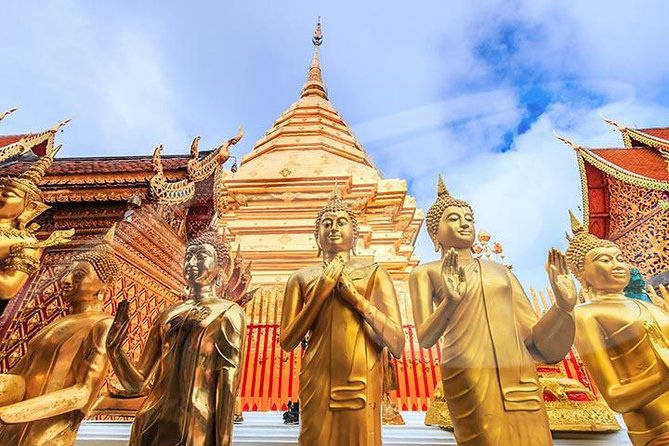 Chiang Mai City and Temples Half-Day Tour photo 9