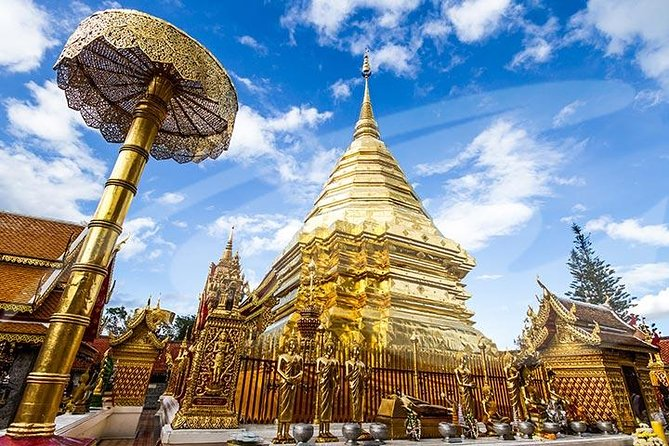 Chiang Mai City and Temples Half-Day Tour photo 1