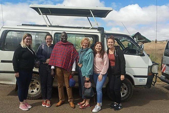 Masai Mara Safari: 3 Days