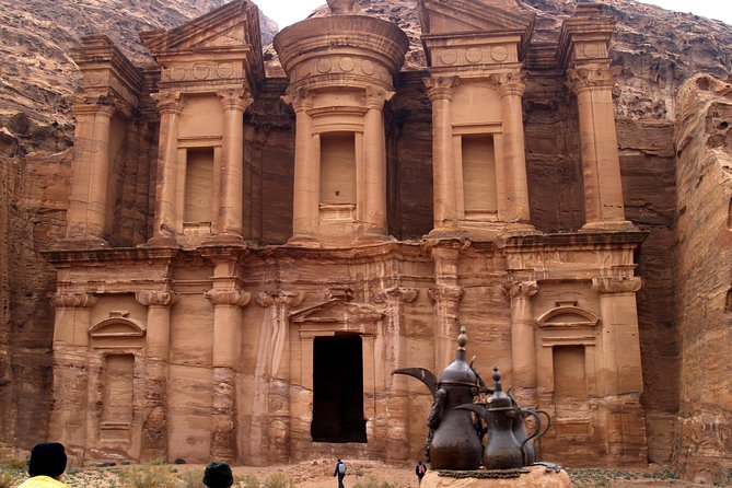 Private Day Excursion to Petra from Eilat