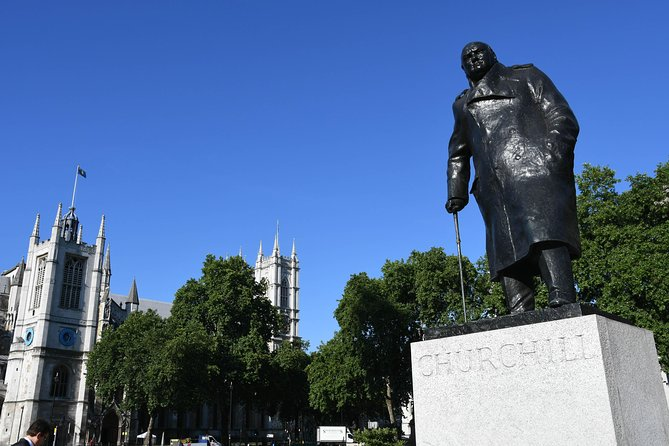 Westminster 3 Hour Walking Tour & Visit Churchill War Rooms