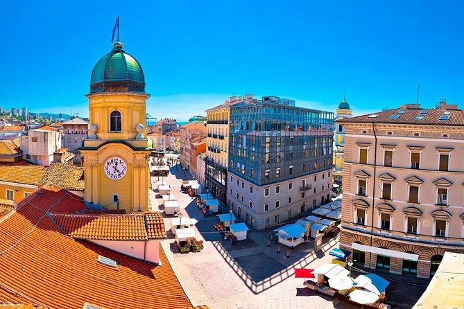 Zagreb Rijeka Opatija 2021