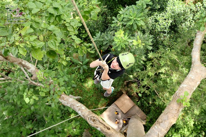 Phuket Hanuman World Zipline Adventure Tickets