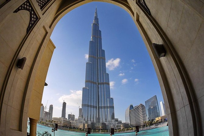 Dubai Express 4 Days, 3 Nights Dubai Tour Package