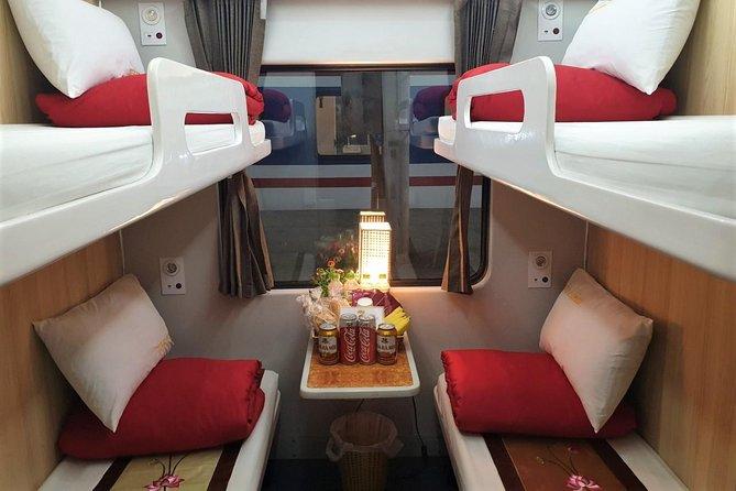 Lotus Train from Hanoi to Hue
