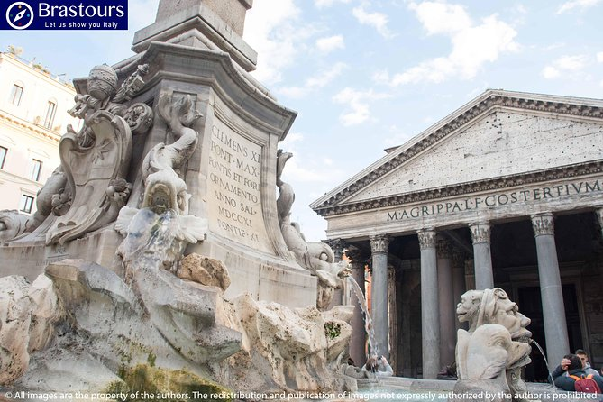Full Day Piazzas and Fountains & Ancient Rome - Pick up and Lunch included photo 1