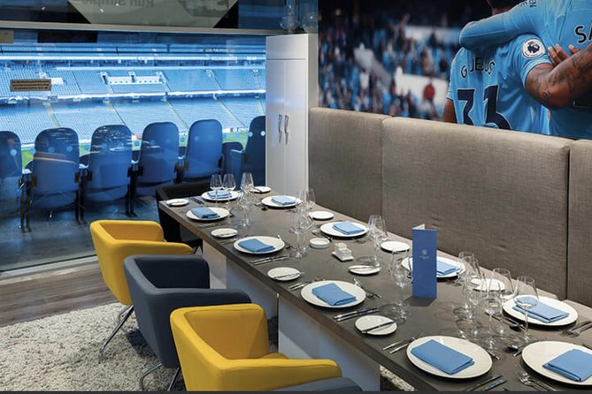 Manchester City FC v Liverpool FC - VIP Hospitality photo 2