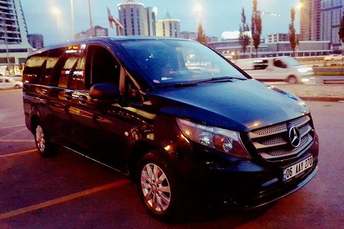 Trabzon airport transfer by private car