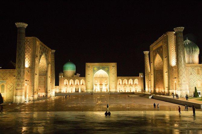 One day Tour to Samarkand