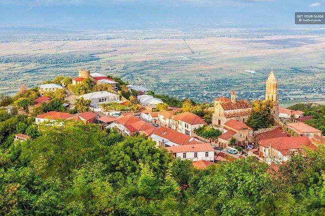 Tour from Tbilisi - To - ||Kakheti (Full region) ||-|| Telavi || - || Signagi ||