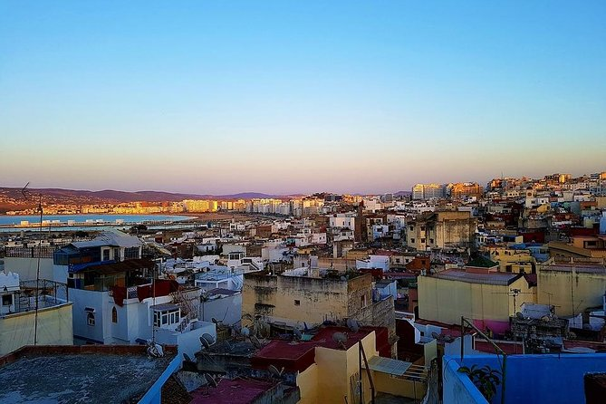Private Full Day Tour of Tangier w/ Hotel pick up with private driver and guide