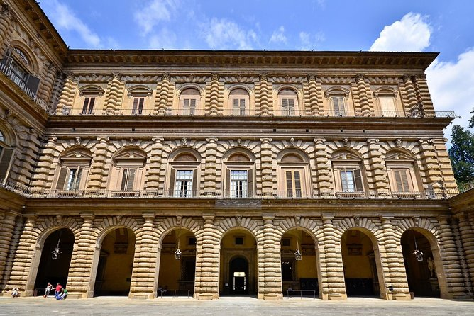 Pitti Palace and Palatina Gallery Entrance Ticket