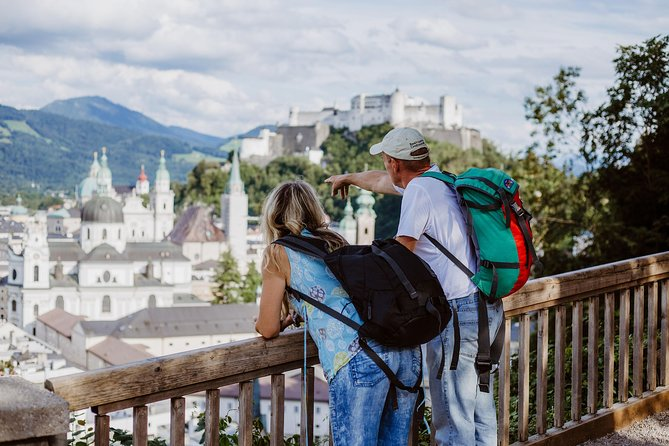 Salzburg Small-Group Day Tour from Munich