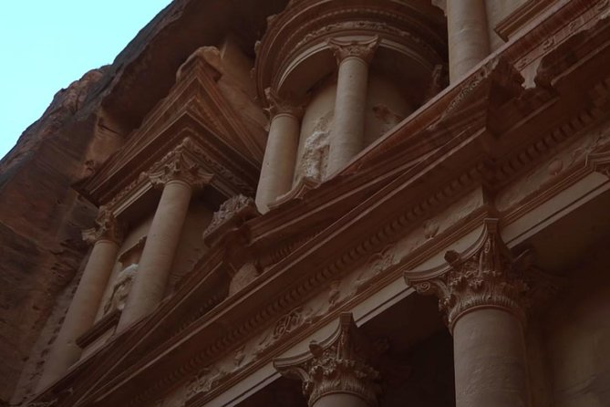 Petra, Wadi Rum & Dead Sea in 2-Days from Amman or Airport