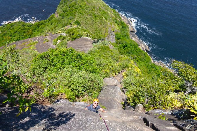 Sugar Loaf Hiking - Visit Rio de Janeiro's Best Attraction Hiking and Climbing photo 1