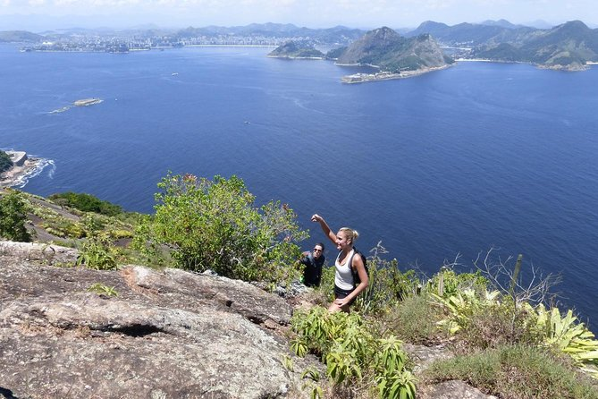 Sugar Loaf Hiking - Visit Rio de Janeiro's Best Attraction Hiking and Climbing photo 2
