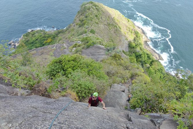Sugar Loaf Hiking - Visit Rio de Janeiro's Best Attraction Hiking and Climbing photo 7
