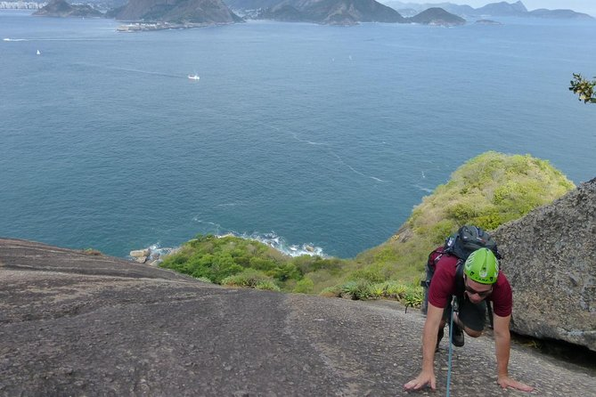 Sugar Loaf Hiking - Visit Rio de Janeiro's Best Attraction Hiking and Climbing photo 9