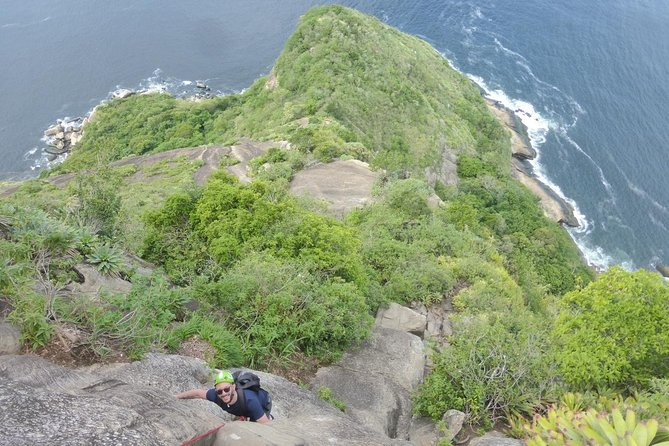 Sugar Loaf Hiking - Visit Rio de Janeiro's Best Attraction Hiking and Climbing photo 10