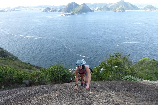 Sugar Loaf Hiking - Visit Rio de Janeiro's Best Attraction Hiking and Climbing photo 8