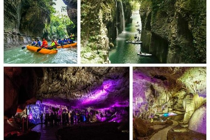 Tour from Tbilisi - To - Kutaisi || Martvili (Canyons)|| caves cities ||