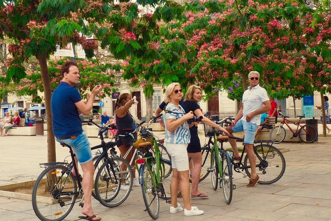 Half-Day Malaga Highlights Bike Tour with a Local Guide