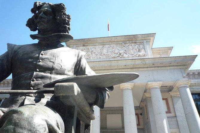 Two Museums Tour: Prado Museum / Reina Sofía Museum / Thyssen Museum