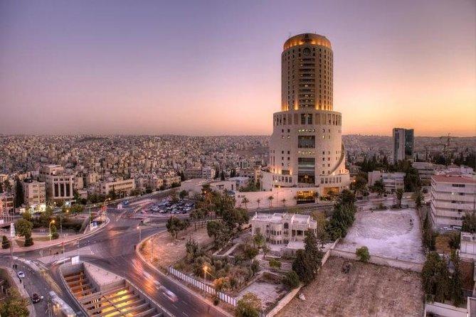 Day Trip - Amman City Tour