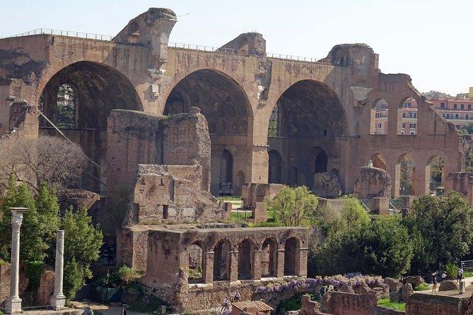 The Basilica of Caracalla