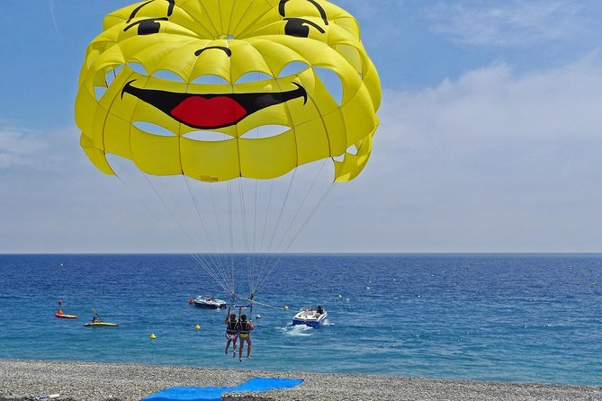 Bali water sport package: Tandem Parasailing, Dive Walk, Fly Fish and Jet Ski photo 4